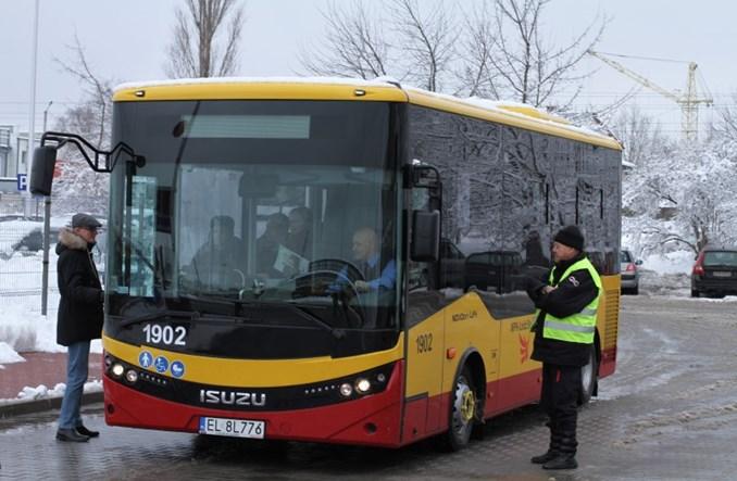 Łódź: przystanki na żądanie teraz też w centrum