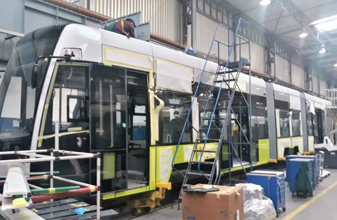 Gorzów: Pierwszy tramwaj prawie gotowy. Wyjedzie we wrześniu?