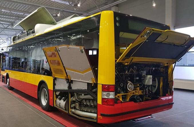 Warszawa. Jakich autobusów gazowych chcą MZA