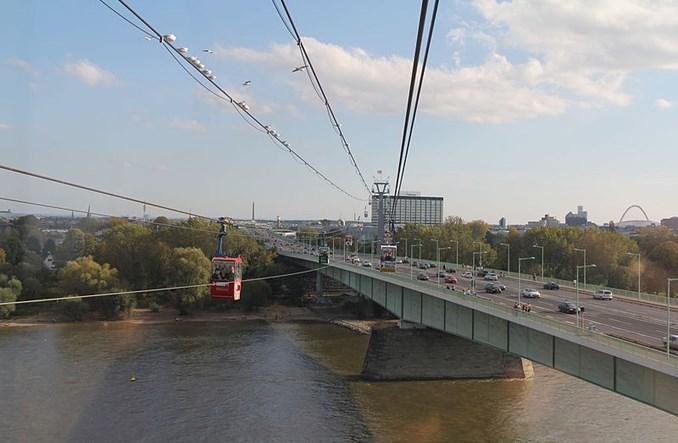 Niemcy. Miastom podobają się koleje linowe