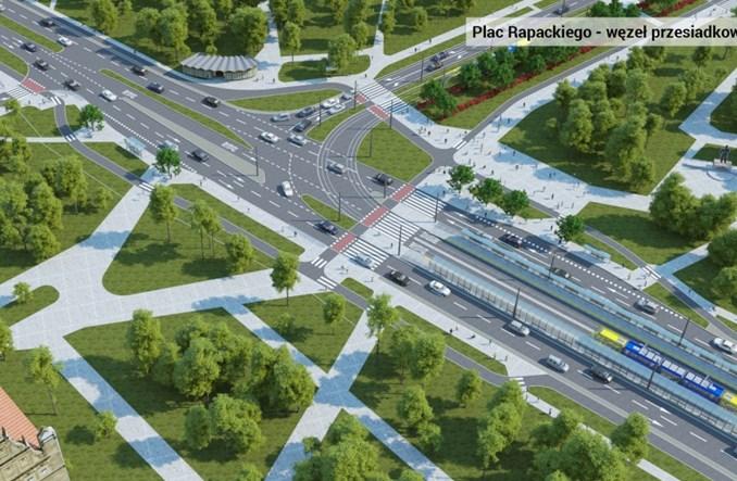 Toruń: Tak będzie wyglądać plac Rapackiego w 2020 roku. Prace ruszą wiosną