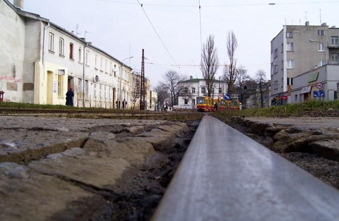 Łódź: Tymienieckiego – kolejna ulica z tramwajem?