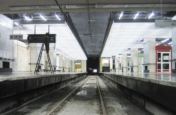 Ratusz ws. przystanku Warszawa Bracka na średnicy: Wystarczą tramwaje