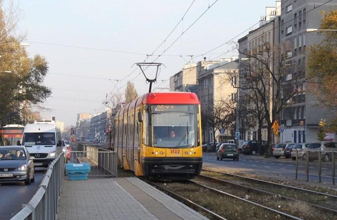 Tramwaje Warszawskie planują remont na Grochowskiej. Do tego prace w kilkunastu miejscach