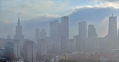 Prof. Badyda o smogu w Warszawie: Sytuacja meteorologiczna. Na co dzień dominuje emisja z transportu