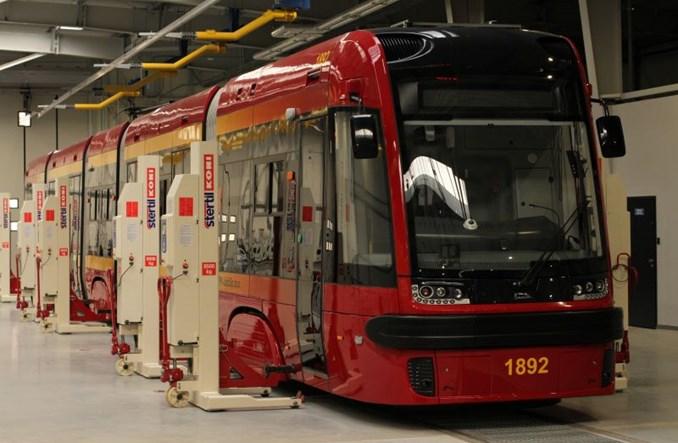 Łódź: 30 nowych tramwajów w nowym układzie