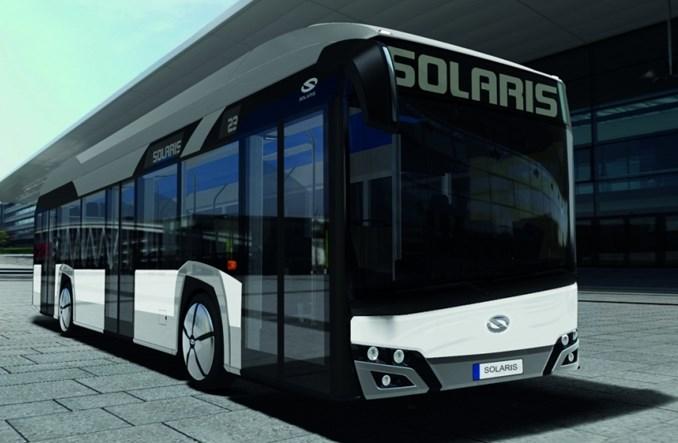 Solaris z nagrodą za autobus, który… dopiero powstaje