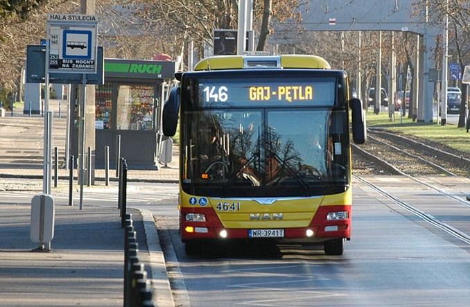 Wrocław. Autobusy niesprawne. Będzie rewizja procedur kontroli