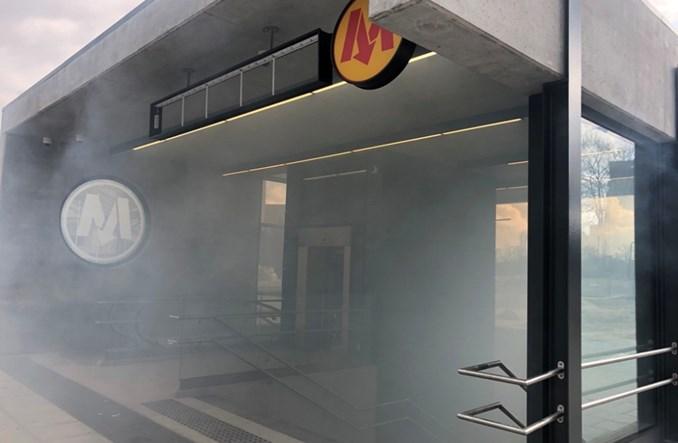 Metro na Targówek: Trwają testy systemów pożarowego i sterowania ruchem