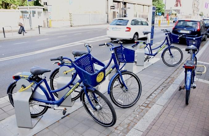 Kraków: Rekordowe 2 miliony wypożyczeń rowerów miejskich Wavelo