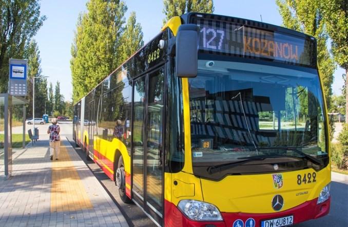 Wrocław z umową na 50 nowych autobusów Mercedes