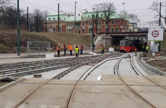 Sosnowiec: Tramwaje wracają na Pogoń, prace ruszą w Konstantynowie