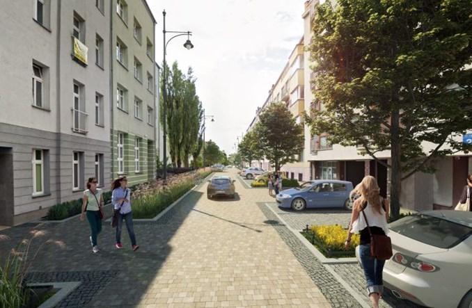 Łódź: Stare Polesie znów bardziej zielone