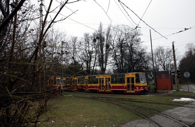 Łódź: Umowa na projekt przedłużenia linii tramwajowej na Doły