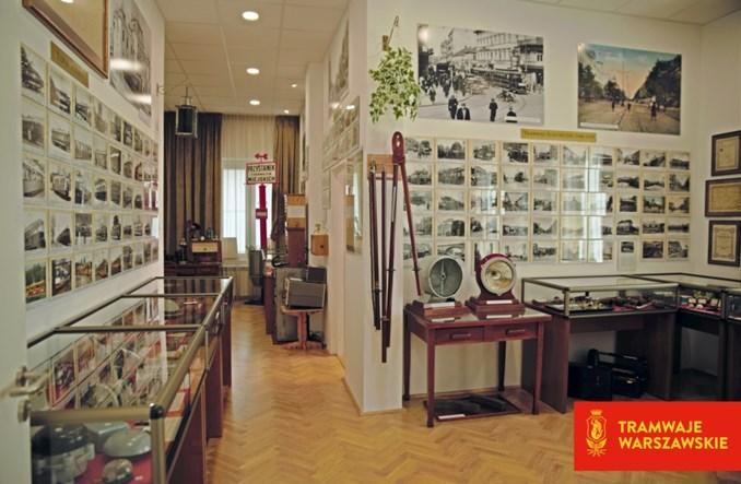 Tramwaje Warszawskie otwierają Izbę Tradycji