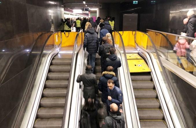 Metro: Łącznik na Świętokrzyskiej. ZTM będzie zachęcał do chodzenia górą