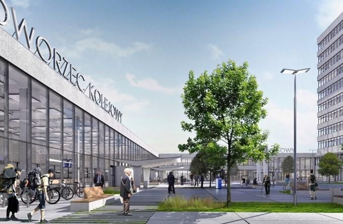 Nowe odwołanie w sprawie ochrony dworca Olsztyn Główny