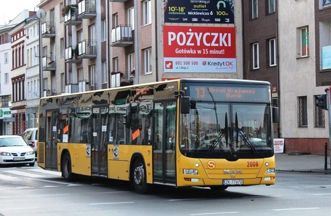 Koszalin: W następnych latach zakupy autobusów gazowych