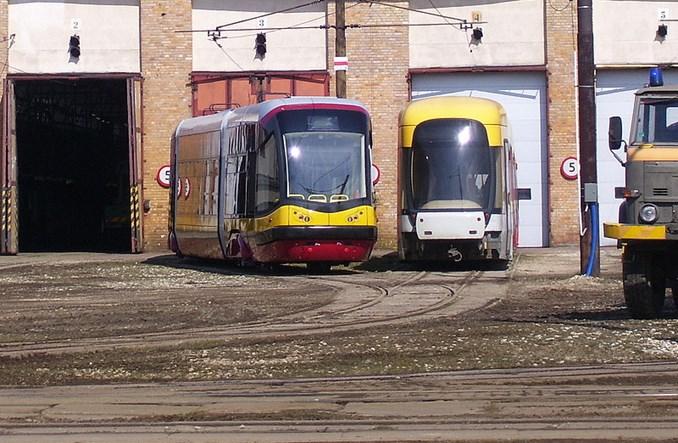 Łódź: Sporo tramwajów niskopodłogowych odstawionych. MPK: To przejściowe