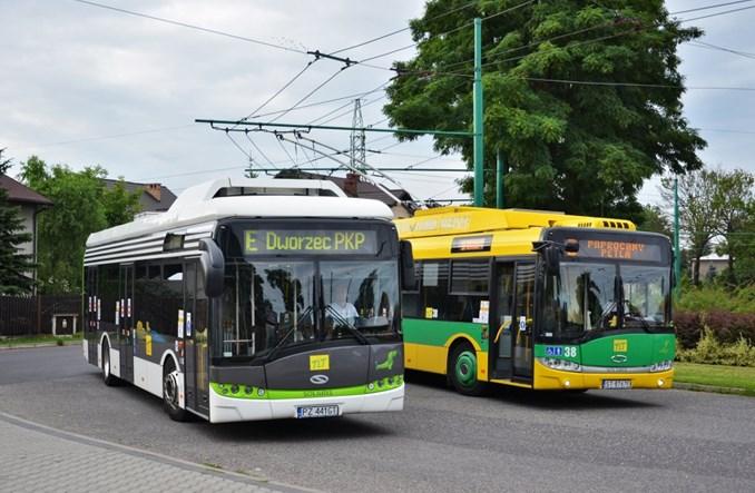 Tyskie Linie Trolejbusowe akceptują ofertę Solarisa na elektrobusy