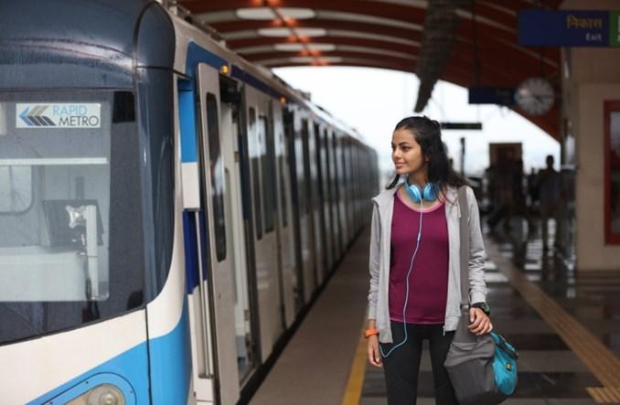 Siemens Mobility modernizuje metro w Delhi