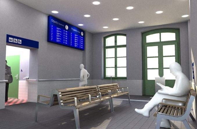 Dworzec w Malczycach zostanie przebudowany