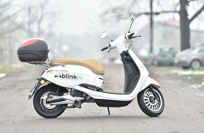 Blinkee: Problemów z lekką mobilnością w porównaniu z liczbą przejazdów jest niewiele