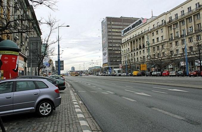 Warszawa planuje system parkingowy jakiego nie ma nikt na świecie