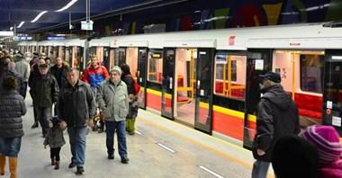 Metro: Od 27 kwietnia do 5 maja zmiany na II linii. Dworzec Wileński zamknięty