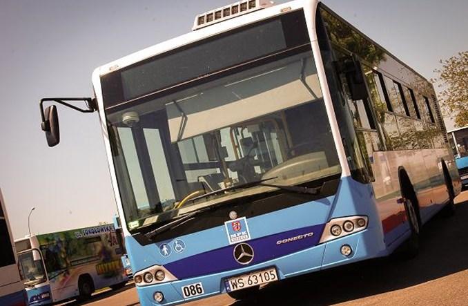 Siedlce kupują pięć autobusów