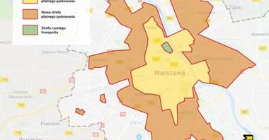 Warszawa. Miasto Jest Nasze proponuje Nowy Ład Parkingowy