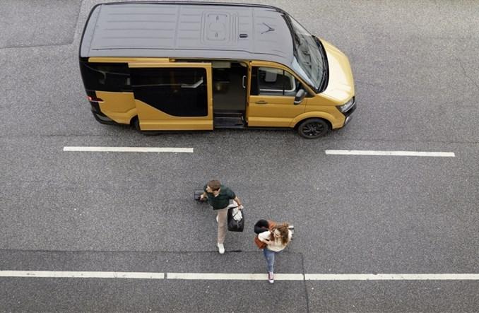 Niemcy. Połączenie ubera i autobusu, czyli MOIA. Zagrożenie dla taxi?