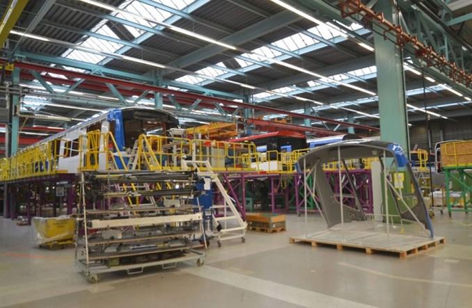 Wiedeń: Siemens produkuje metro dla Norymbergi i Monachium [zdjęcia]
