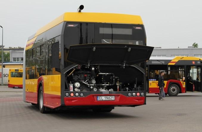 Łódź: Odbiory Solarisów Urbino IV [ZDJĘCIA]