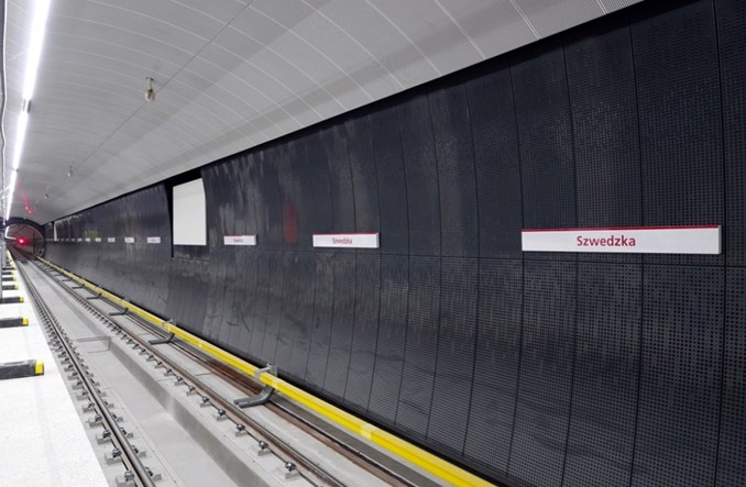 Koniec budowy metra na Targówku. Wykonawca złożył komplet dokumentów