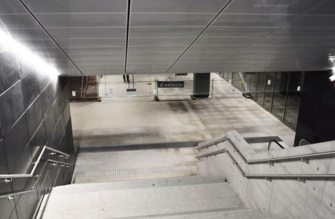 Metro: Gotowe stacje w stronę Targówka. Dzień otwarty (zdjęcia)