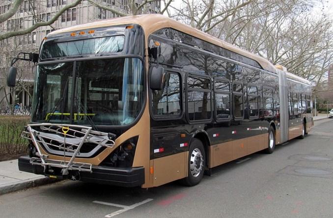 Szwecja. Nobina zamawia kolejne 20 elektrobusów BYD