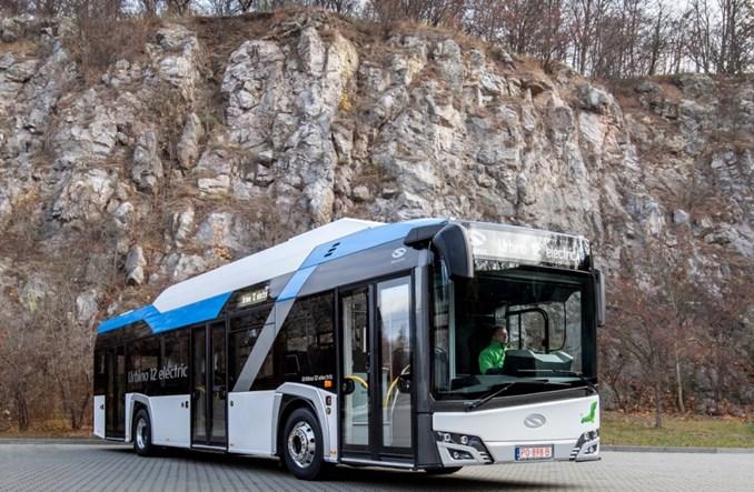 Radom. Solaris podpisał umowę na 10 elektrobusów