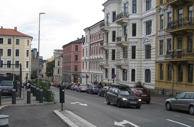 Oslo zamyka dla aut jedną z głównych ulic miasta. Tak po prostu
