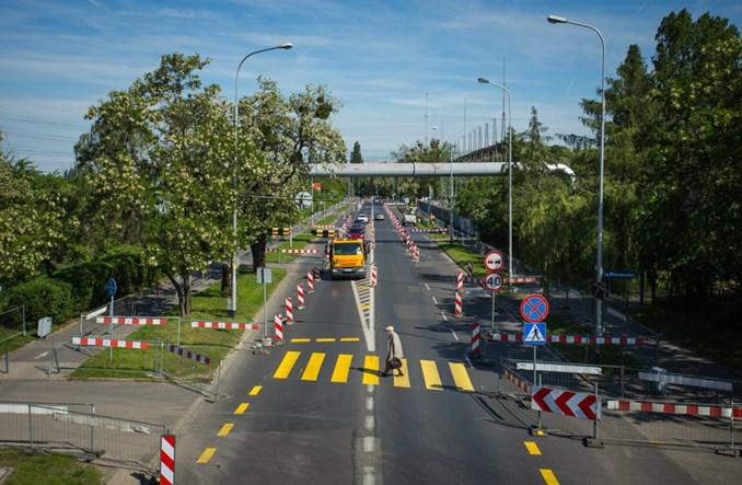 Wrocław: Ruszyła budowa trasy tramwajowej przez Popowice