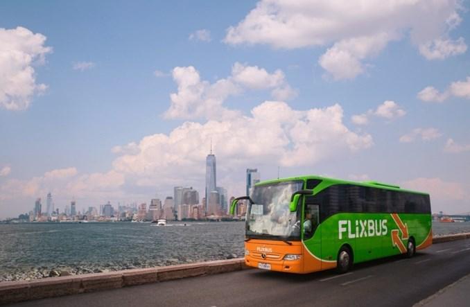 Flixbus wjeżdża na Manhattan