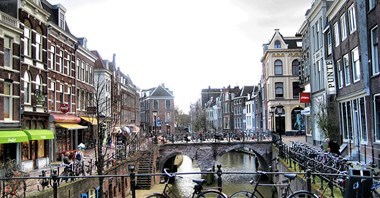 Utrecht. Miasto, w którym (prawie) każdy ma rower