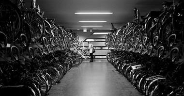 Utrecht będzie miał dzielnicę (prawie) wyłącznie dla rowerzystów