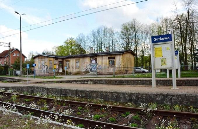 Gutkowo stanie się Olsztynem – także na kolei