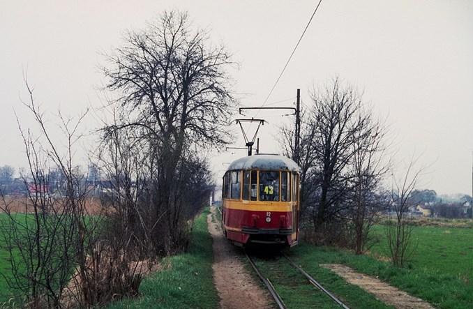 Lutomiersk: Komunikacja zastępcza lepsza niż powolny tramwaj