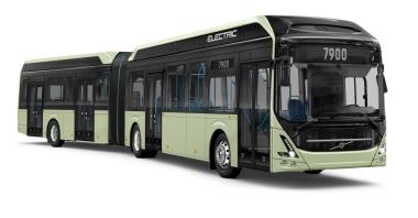 Volvo poszerzy ofertę o przegubowego elektrobusa