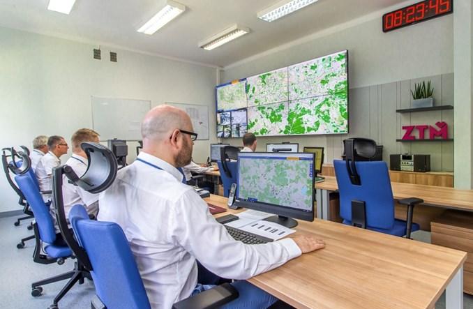ZTM Katowice z nowym centrum zarządzania ruchem