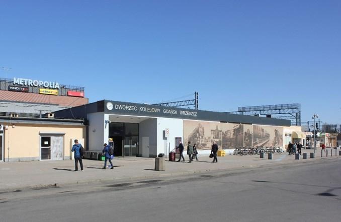 Dworzec Gdańsk Wrzeszcz do przebudowy. Rusza projektowanie