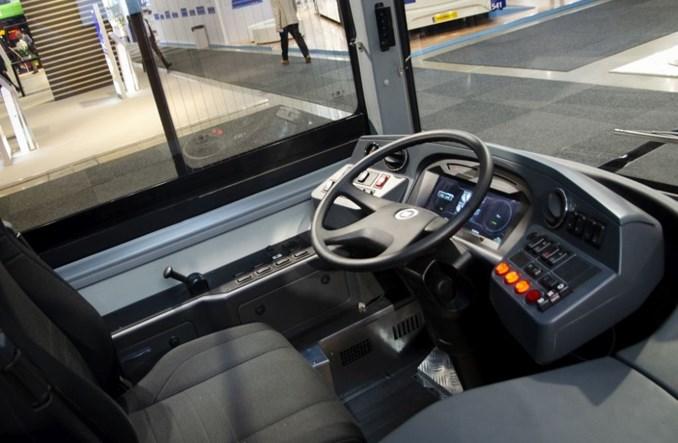 DB Regio Bus przetestuje elektryki od Ebusco