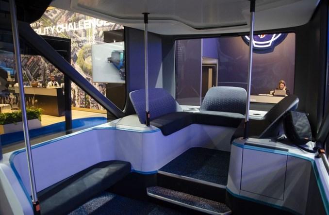 Scania wymyśliła NXT. Autobus, który może stać się śmieciarką (aktualizacja)